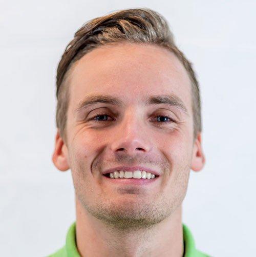 Colin Hovens, fitnessinstructeur Prima Life