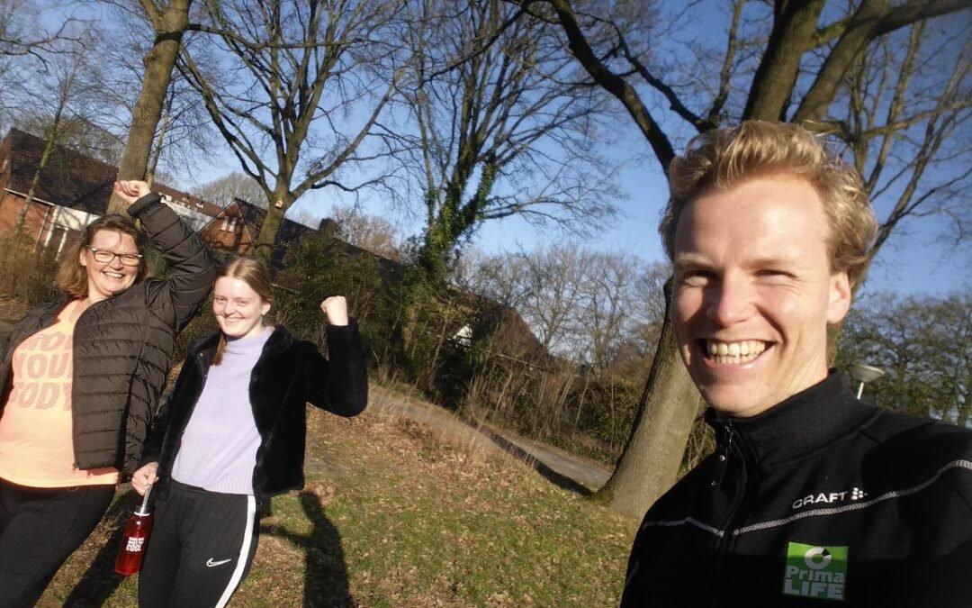 Eerste training Prima Life Fitness Zuidwolde een feit!